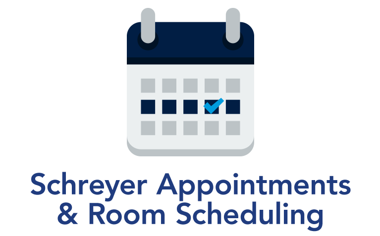 Schreyer Honors College Appointments and Room Scheduling