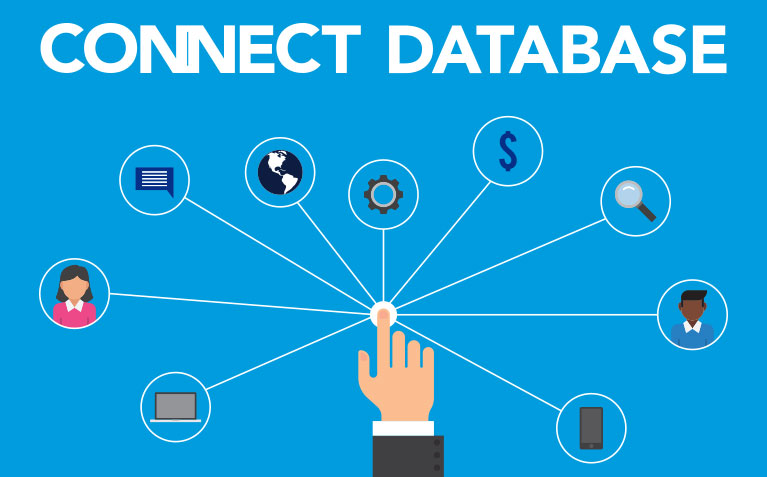 CONNECT Database logo